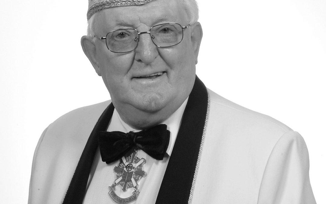 Wir trauern um CCO-Ehrenmitglied und Ehrenelferrat Rudi Reif