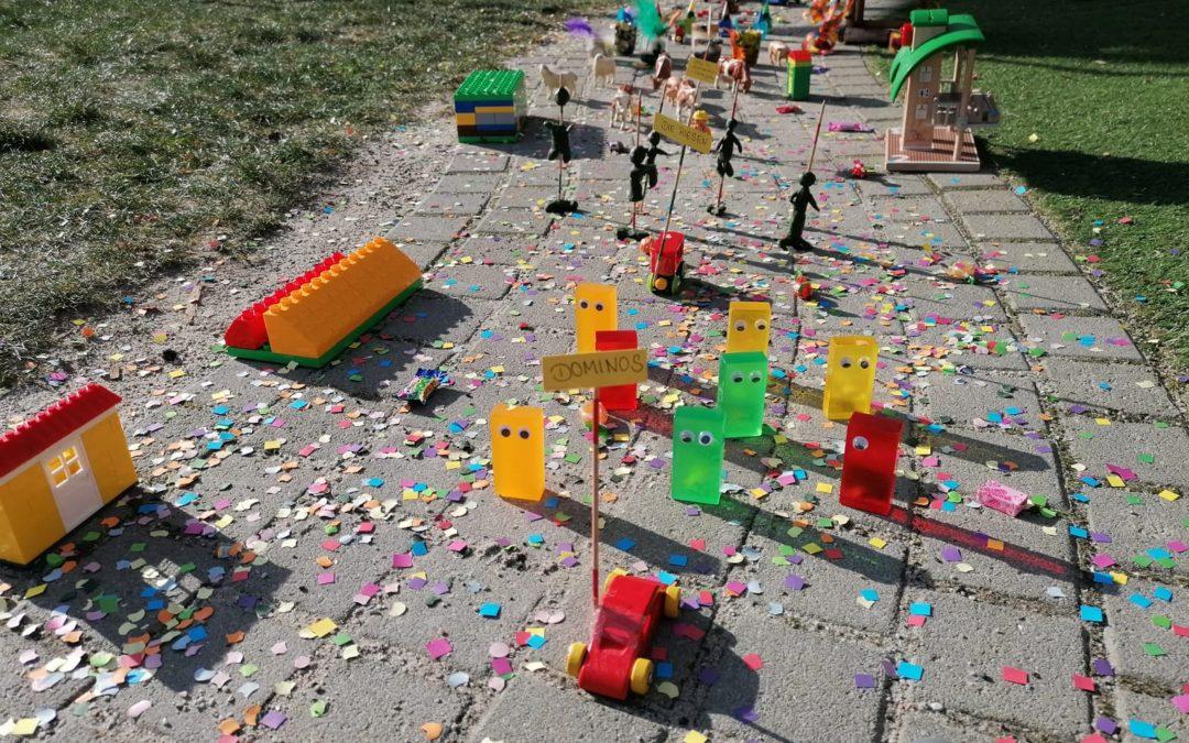 Kreativwettbewerb beim CCO: Den Kinderumzug 2021 gibts nur in der Phantasie