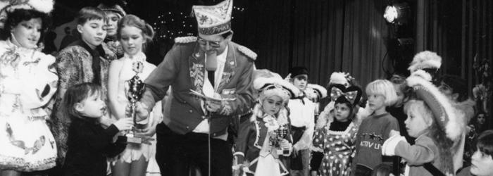 Das letzte Kindertanzfestival