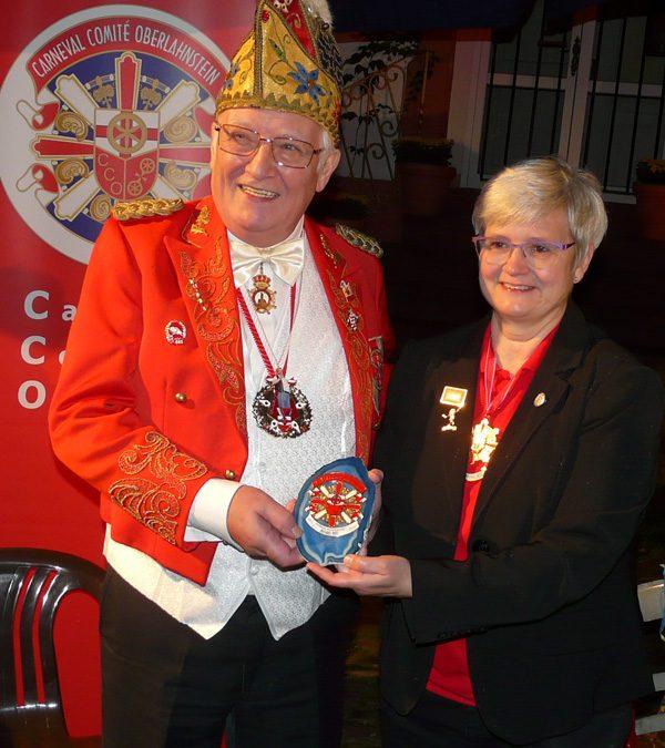 Michael Pott ist seit 50 Jahren beim CCO